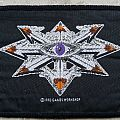 Games Workshop - Patch - Games Workshop-Bolt Thrower´s Chaos Eye,patch,1990