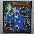 Megadeth - Patch - Megadeth-Rust in Peace,org.patch,1990