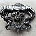 Bolt Thrower - Pin / Badge - Bolt Thrower-Spearhead,official metal badge