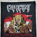 Cancer-The Signs of Mankind,official patch,1993