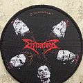 Patch - DISMEMBER-Pieces,official patch,1992