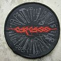 Carcass - Patch - Carcass-Tools of the (Pathology),official patch,2015