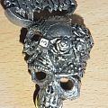 Sepultura - Pin / Badge - Sepultura-Beneath the Remains,original pin,1990