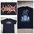 Cianide-Kill Town Festival shirt,official 2014