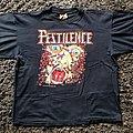 Pestilence - TShirt or Longsleeve - Pestilence- Consuming Impulse, official shirt, 1990