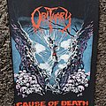 Obituary-Cause of Death BP, 1990 Patch