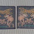 Dismember- Like An Ever Flowing Stream, 1991 Patch