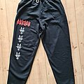 Deicide - Other Collectable - Deicide-Trifixion sweatpants, replica 2021