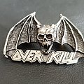 Overkill- Chaly Tour pin, 2019