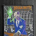 Megadeth - Patch - Megadeth- Rust in Peace, official patch