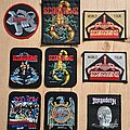 Scorpions - Patch - Some nice patches for you