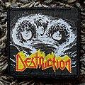Destruction - Patch - Destruction- Eternal Devestation patch, 1986