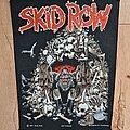 Skid Row - Patch - Skid Row- Monkey Business BP, 1991