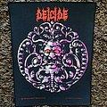 Deicide - Patch - Deicide- same, original BP 1990