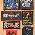 Megadeth - Patch - Selling some patches