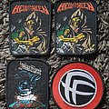 Helloween - Patch - Some patches