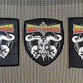 Bolt Thrower - Patch - Bolt Thrower- Cenotaph patch, 1991
