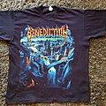 Benediction - TShirt or Longsleeve - Benediction- Transcend the Rubicon, original shirt, 1993
