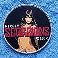 ONLY FOR REVIEW!!! Scorpions patch, 2016