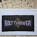 Bolt Thrower - Patch - Bolt Thrower patch for Streetfighter6666