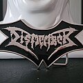 Dismember - Other Collectable - Dismember- belt buckle logo,remake 2021
