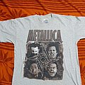 Metallica - TShirt or Longsleeve - Metallica -Poor Touring Me 1996 Large