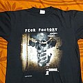 Fear Factory - TShirt or Longsleeve - Fear Factory - Shock Tour 1999 large