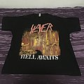 Slayer - Hell Awaits M TShirt or Longsleeve