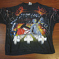 Metallica - TShirt or Longsleeve - Metallica All Over Print Shirt Brockum 1991