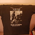 doom - war crimes - size large