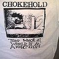 Chokehold - TShirt or Longsleeve - chokehold - size small