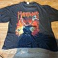 MANOWAR - Agony and Ecstasy world tour shirt