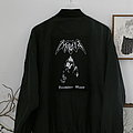 Hand-Painted Morbid Backpatch
