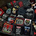 Hobbs Angel Of Death and Cryptic Slaughter Patches