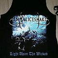 In Malice's Wake Light Upon the Wicked singlet TShirt or Longsleeve