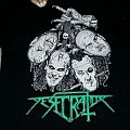 Desecrator European Tour shirt