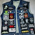 new vest Battle Jacket