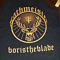 Boris The Blade TShirt or Longsleeve