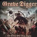 Grave Digger – The Clans Will Rise Again Blue Lp