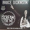 Bruce Dickinson – Scream For Me Sarajevo (2LP)