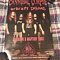 Cannibal Corpse 2007 Event Poster Other Collectable