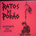 Ratos De Porão ‎– Crucificados Pelo Sistema Lp Tape / Vinyl / CD / Recording etc