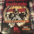 Napalm Death 2007 Event Poster Other Collectable