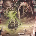 Iron Maiden Rime Of The Ancient Mariner Poster Other Collectable