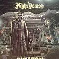 Night Demon ‎– Darkness Remains (Green Lp)