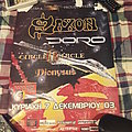 Saxon 2003 Event Poster Other Collectable