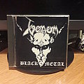 Venom ‎– Black Metal  Tape / Vinyl / CD / Recording etc