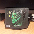 W.A.S.P. ‎– The Sting (Signed) Tape / Vinyl / CD / Recording etc