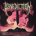 Benediction ‎– Subconscious Terror (Yellow/Black LP) Tape / Vinyl / CD / Recording etc
