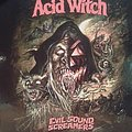 Acid Witch ‎– Evil Sound Screamers (White/Red/Yellow) Lp